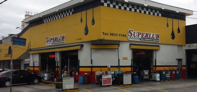 SuperLub Lubrificantes